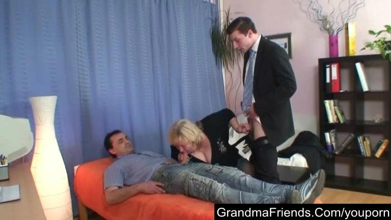 Grandma Porn Vid 96