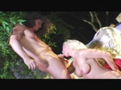 Picture Blonde's Butt Banged Beautifully
