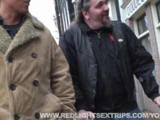 Fetish hooker fucked in Amsterdam