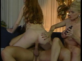 The Swinger Experience Presents Group Sex Bonanza- DBM Video