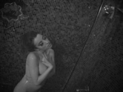 Picture Bold and beautiful women in shower
