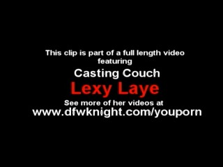 Former Gymnast and Member's Wife First Video