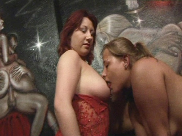 Girls Sucking Each Others Tits