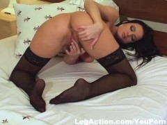 Picture Hot European chick's sexual fantasy
