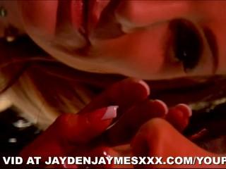 Jayden Jaymes and Tyler Faith Get Erotic
