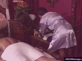 My Girlfriend Got a Massage Just Like That!