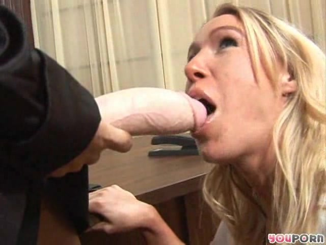 Blonde Teacher Fucks Student