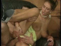 Picture Ending the evening with a anal fuck
