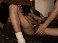 Picture Two horny guys get it on
