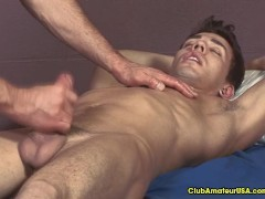 Picture Seth Roberts Blows His Load