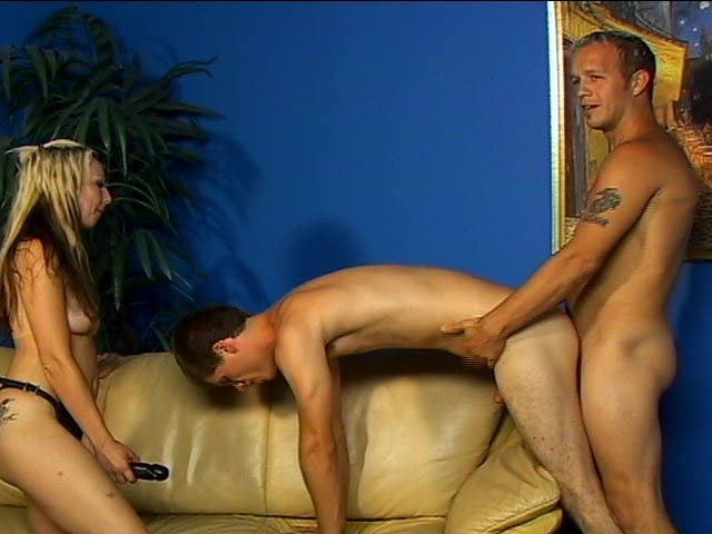 Showing Off Feet While Fucking