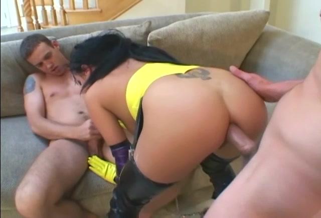 Mayara shelson fishnet hard anal fuck sex video