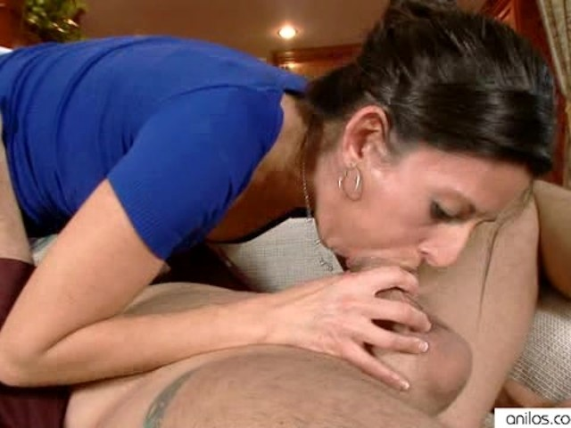 Milf Gets Fucked Rough Hard