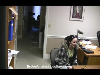 Teen pornography casting video