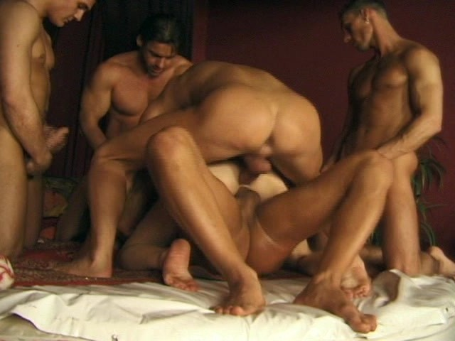 Amateur Gangbang All Holes