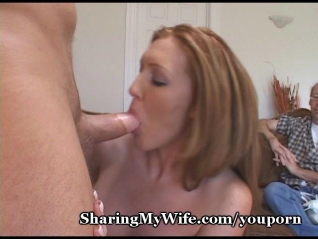 Redhead Milf Blowjob Big Tits