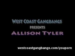 Allyson Tyler West Coast Gangbangs