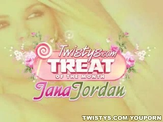 Jana Jordon and her Vibrator