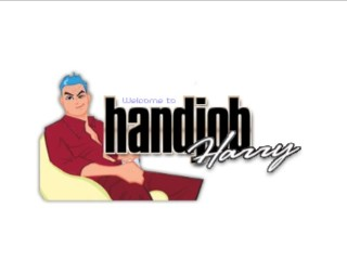 Facial/handjob/stunning handjob brunette master giving