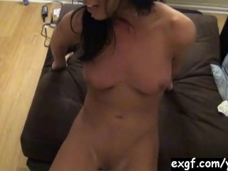 Hot Club Chick Gets Banged hard