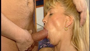 Milking that cock