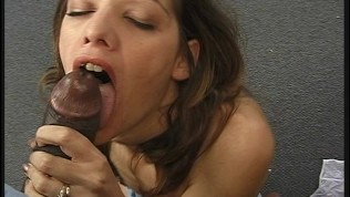 Omar sticks his huge cock in all her holes