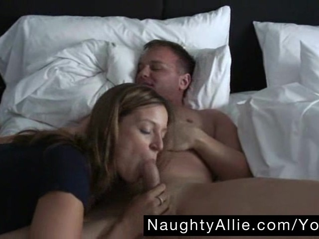 Wife Fingers Her Own Ass