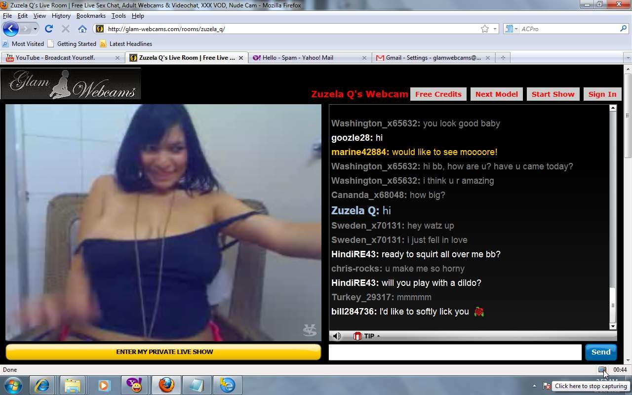 Adult chat room yahoo answer