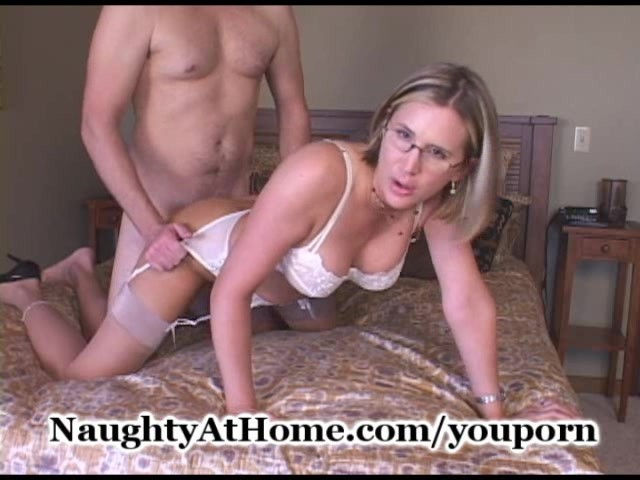 Wife Fucks Husband Anal