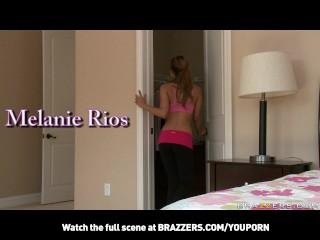 Brazzers/brunette pornstar natural latina tit