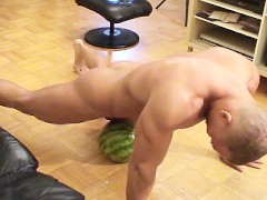 Picture Fucking The Melon - Latin-Hot
