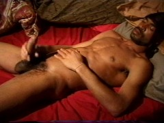Picture Huge black dick on a ripped black guy