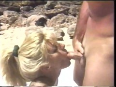 Picture Group fuck on the beach - Gentlemens Video