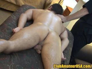 Ass Probing Massage - 11