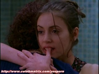 Alyssa Milano – The Outer Limits