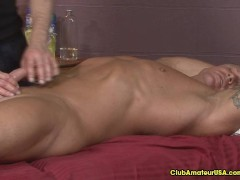 Picture Chad Brock Blows Rock s Load