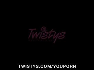 Twistys/finger fucks pussy teen her