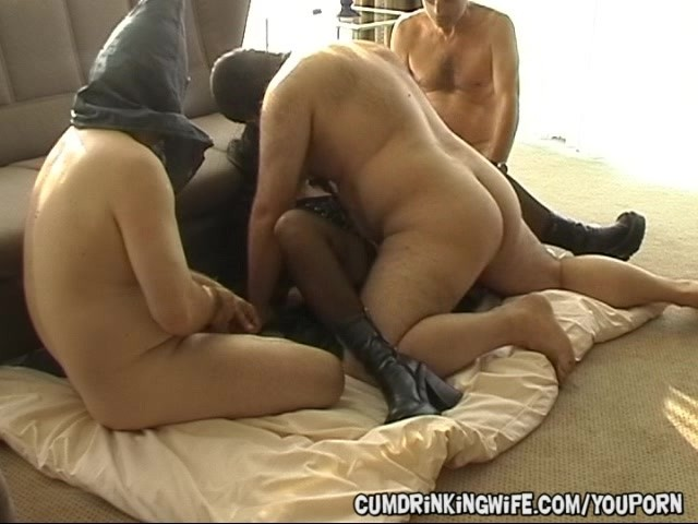 Real Amateur Gangbang French