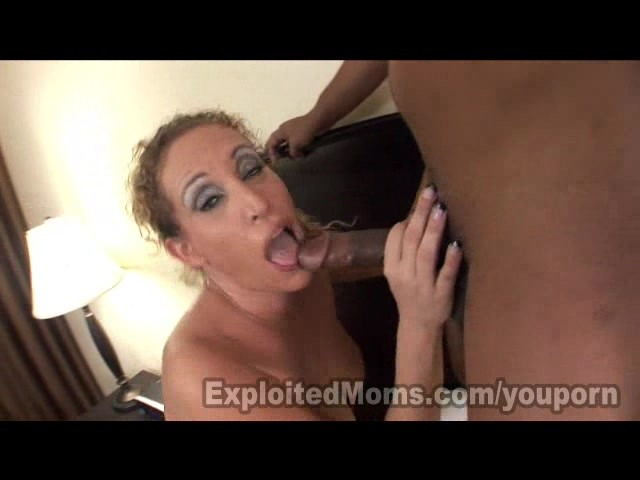 Milf Takes Monster Black Cock