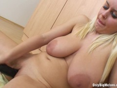 Picture Big Tits Pamela Has Fun With Dildo