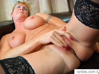 This is one SEXY granny! - 10
