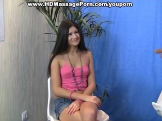 Cute teenage girl in porn hd massage