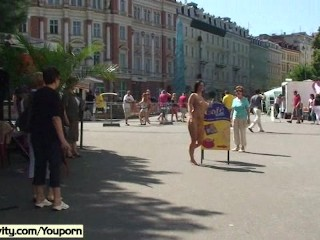 Spectacular Public Nudity Compilation - 6
