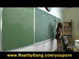 Alexa Nicole Can't Learn Her Lesson!