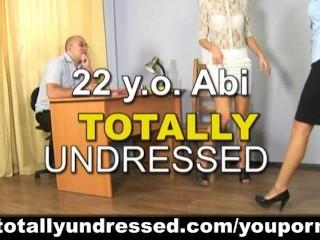 Dildo/asian/asian girl totally gets undressed