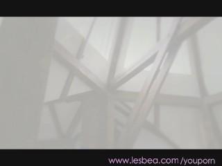 Lesbea Loving sensual sex