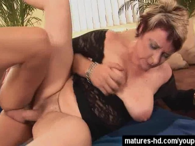 Big Tit European Mature
