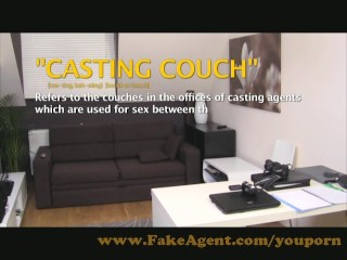 FakeAgent Blue eyed beauty gives sexual massage