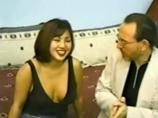 Chubby Asian tight pussy licks turnon