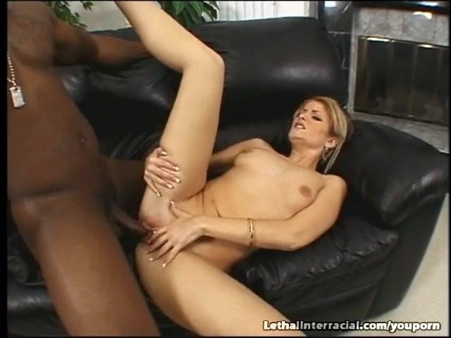 Big White Dick Black Pussy